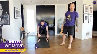 Home Work-In: Bob Harper shares his go-to exercises