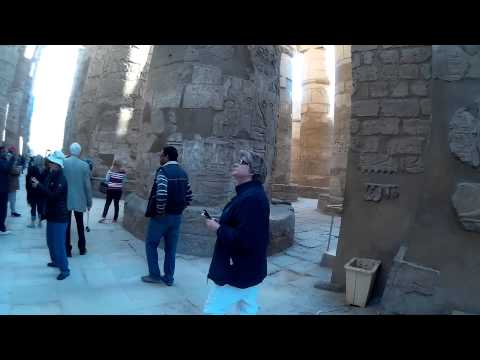 Karnak Temple Complex, Luxor, Egypt January 2015