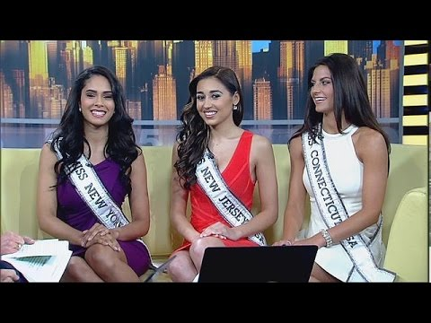 How to Look Like a Miss USA Contestant (It's not what you think)
