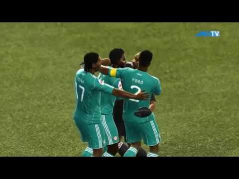 Mundial Japón 2012 Semifinales Portugal vs Nigeria