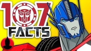107 Transformers Facts YOU Should Know - (ToonedUp #92) @CartoonHangover