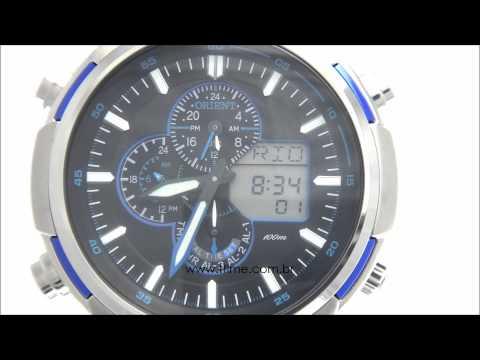 Relógio Orient Anadigi MBSSA045 PDSX