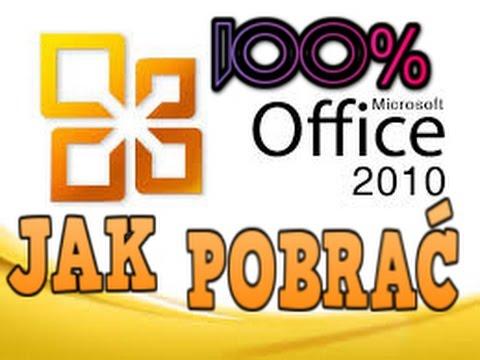 Jak Pobrać I Zainstalować Pakiet Microsoft Office 2010 (Power Point,Excel, Itp..)