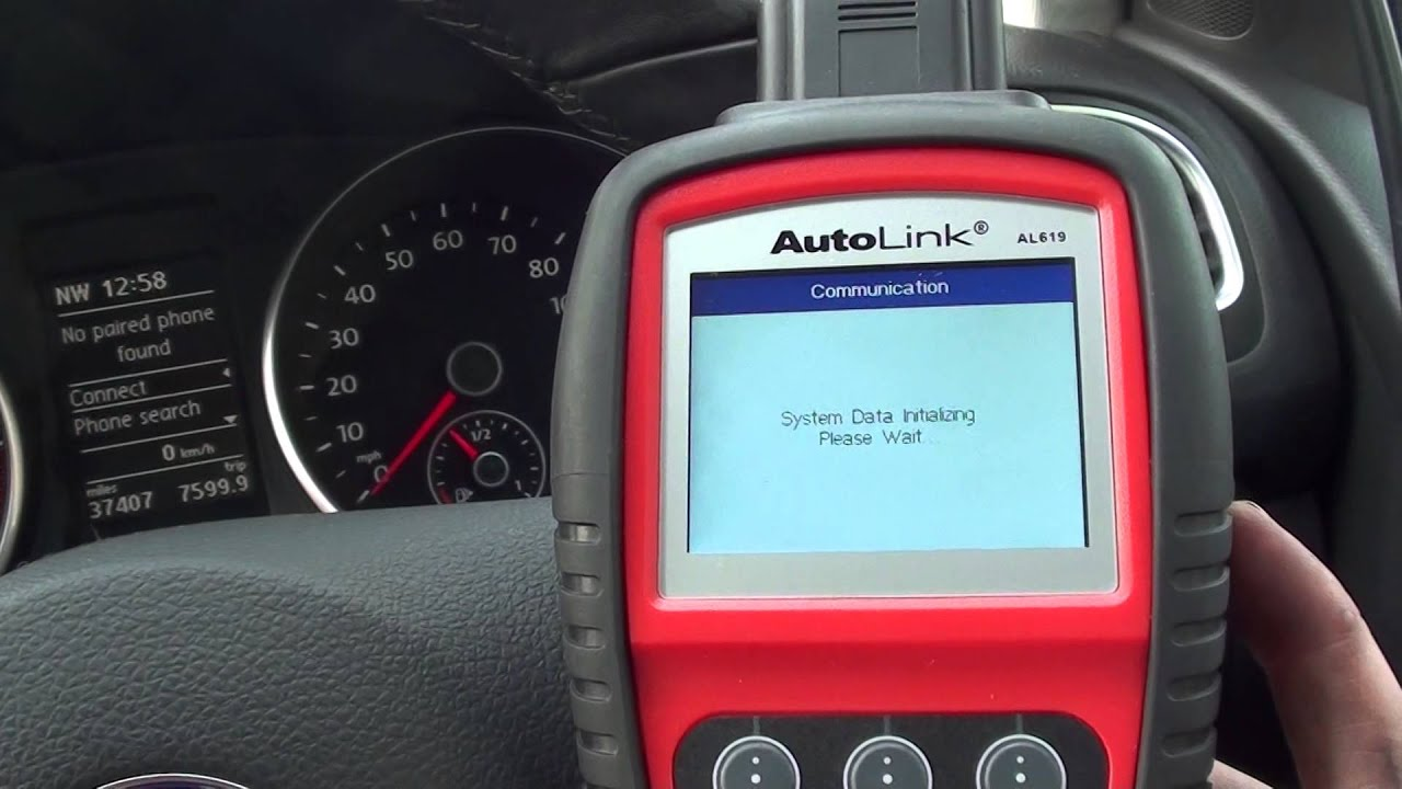 Vw Golf Mk6 Abs Faults 01314 00668 00287 Caused By Abs