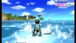 Wii Sports Resort Power Cruising All Time Balloon
