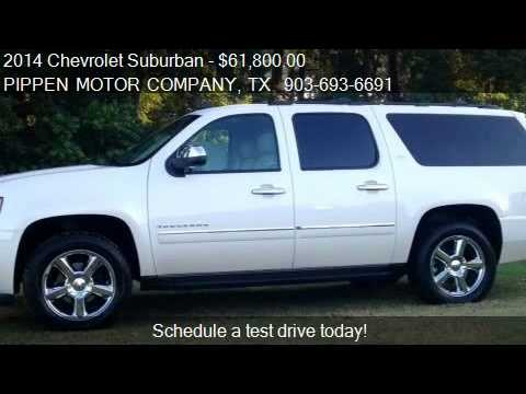 2014 Chevrolet Suburban LTZ - for sale in Carthage, TX 75633