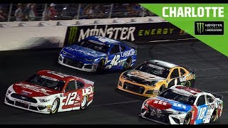 Monster Energy NASCAR Cup Series - Full Race - Coca-Cola 600