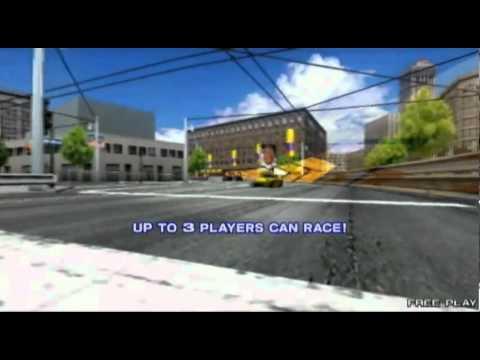 Namco Dead Heat Arcade Driver Attract Mode Birminghamvending