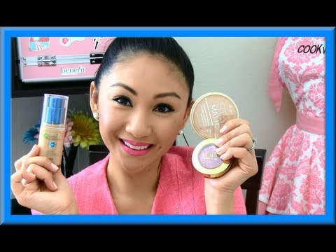 HAUL! NEW DRUGSTORE MAKEUP SWATCHES, REVIEW, DEMO! - AprilAthena7
