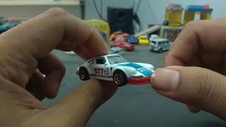 PAMER AH ! Porsche 911 71 magnus walker from hotwheels 😹😹😹