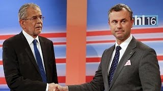 Voter Fraud in Austria Presidential Election Allows Commie to Win
