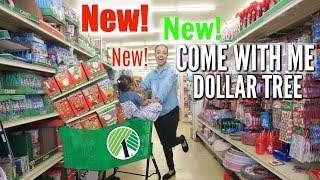 COME WITH ME TO DOLLAR TREE! AMAZING FINDS! DON'T MISS OUT