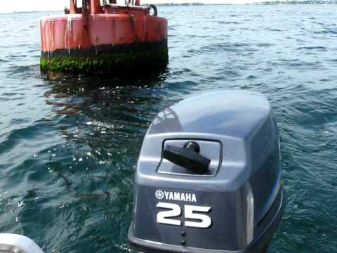 2008 lowe 1467t with yamaha 25hp 2 stroke youtube for 25hp yamaha 2 stroke