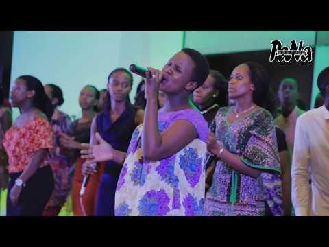 NGUWE NEZA MURI YESU By HEALING WORSHIP TEAM muri KIGALI SERENA HOTEL