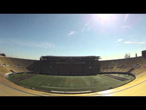 Cal Athletics: Time-lapse Tuesday - October 1st