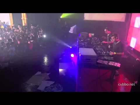 Underdogz DJSET - Industrial Copera 2012