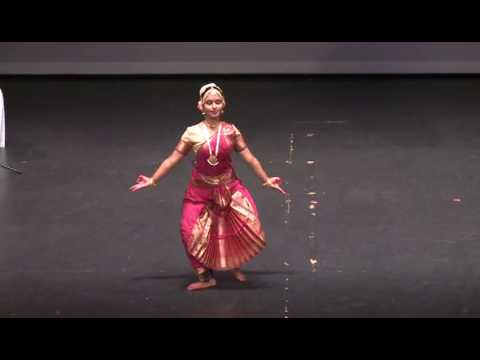 Kavitha Sampath Arangetram - Nataraja Padam