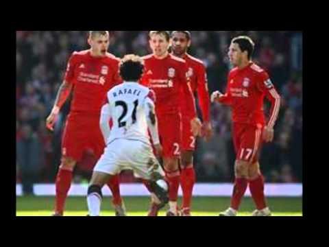 Liverpool Fc. Agger + Skrtel. Rage Against The Machine..