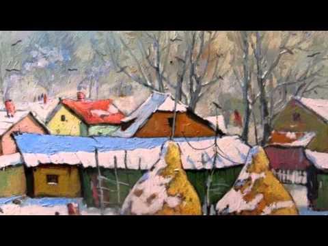Pictori români,David Croitor