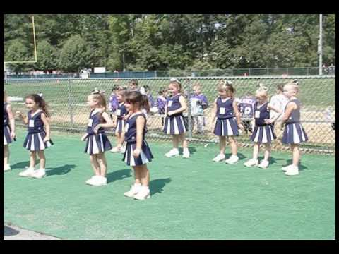 Howell Purple Flag Cheer Video