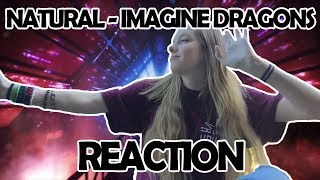 Download Lagu Natural by Imagine Dragons - Reaction Gratis STAFABAND