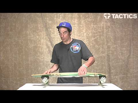 Sector 9 Lennox Bamboo 38 Inch Complete Longboard Review - Tactics.com