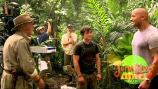 The Making of Journey 2: The Mysterious Island