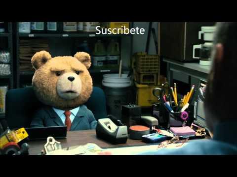 Ted - Escenas del trabajo (Completo, Audio Latino)  [HD]