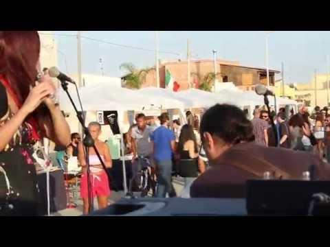 Cristina Italiani (flauto) e Paolo Sorge (chitarra) al Festival delle etichette Siciliane