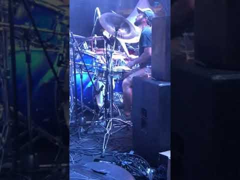 Auliya Akbar drum cam - Deadsquad