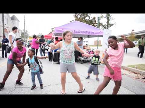 The 2016 SoopaFitt Health Expo and Street Festival in Valdosta GA