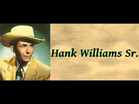 A House of Gold - Hank Williams