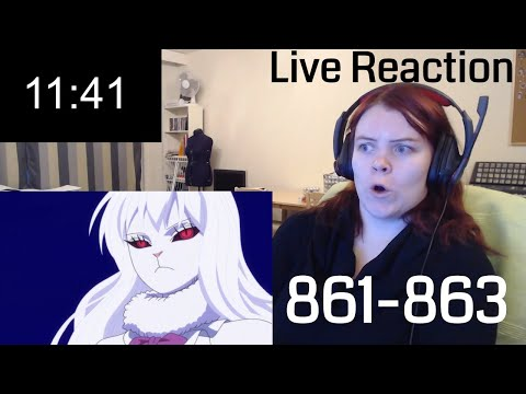 One Piece Episode 861-863 Live Reaction