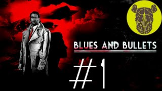 Blues and Bullets #1 [Türkçe Altyazılı] - Eliot Reiz