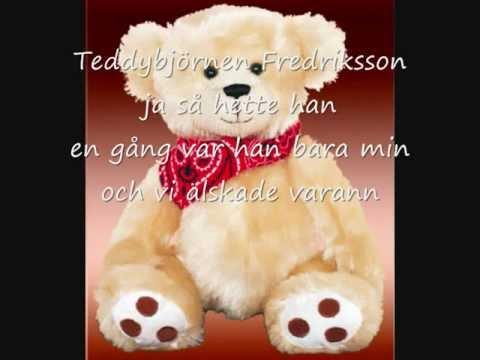 Lasse Berghagen - Teddybjornen Fredriksson