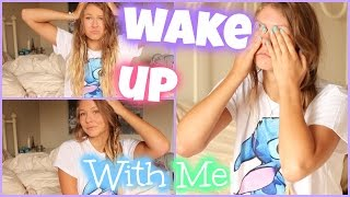 Wake Up With Me // Back to School
