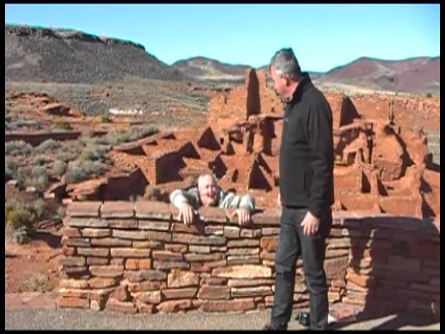 The Jim and Marko Show Inspect Wupatki Pueblo