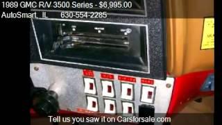 1989 GMC R/V 3500 Series R3500 4dr Crew Cab LB for sale in O