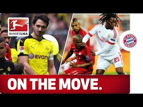 Bayern München sign Mats Hummels und Renato Sanches