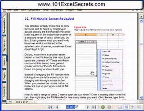 101 Excel Tips and Tricks