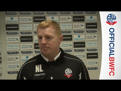 NEIL LENNON | Manager's Liverpool reaction