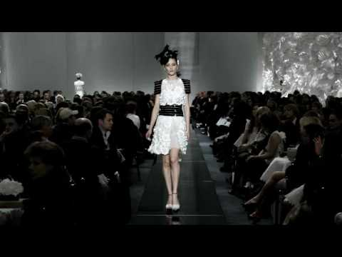 Chanel Haute Couture Spring/Summer 2009 Part 1/2