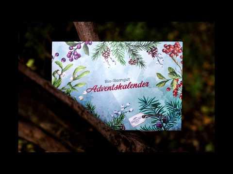 Unboxing Bio-Saatgut Adventskalender Magic Garden Seeds