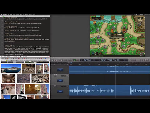 Editing Hello Internet #27 Time-Lapse Video