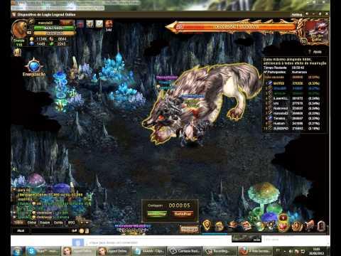 Legend Online guerreiro critico cg