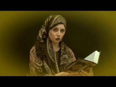 An arab female prophet says: Arab leaders, go to Hell!
