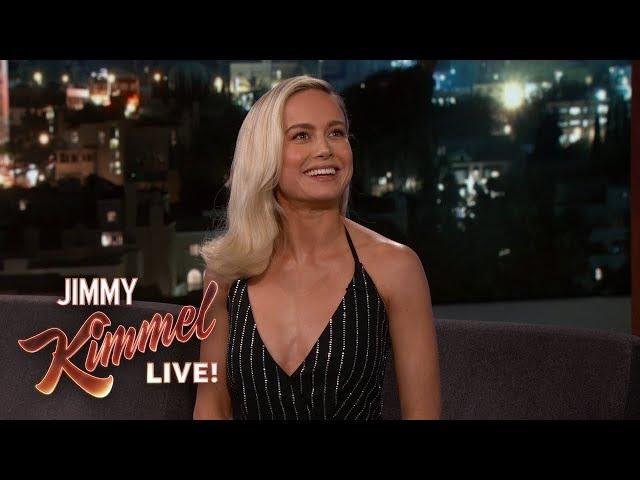 Brie Larson on Becoming Captain Marvel thumbnail