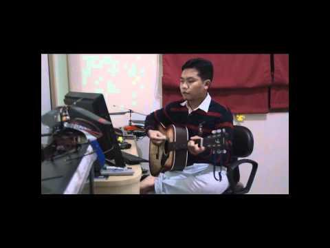 Vagetoz Maafkan Ku Harus Pergi - Guitar Acoustic by myself