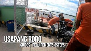 "Usapang ""RORO"" Tawid Dagat  | Suzuki Raider 150FI | Racing Boy Concept"