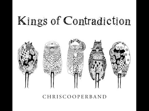 Chris Cooper Band -Album Launch- KINGS OF CONTRADICTION